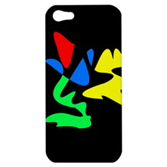 Colorful abstraction Apple iPhone 5 Hardshell Case