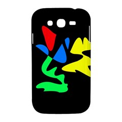 Colorful abstraction Samsung Galaxy Grand DUOS I9082 Hardshell Case