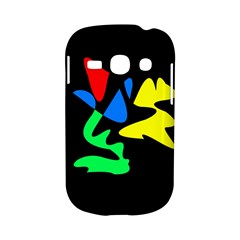 Colorful abstraction Samsung Galaxy S6810 Hardshell Case
