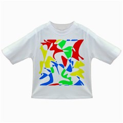 Colorful abstraction Infant/Toddler T-Shirts