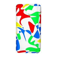 Colorful abstraction HTC Butterfly S/HTC 9060 Hardshell Case