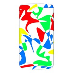 Colorful abstraction Samsung Galaxy Mega I9200 Hardshell Back Case