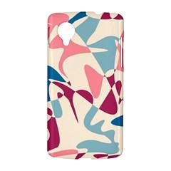 Blue, pink and purple pattern LG Nexus 5
