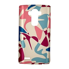 Blue, pink and purple pattern LG G4 Hardshell Case