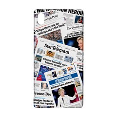 Hillary 2016 Historic Newspapers Sony Xperia Z3+