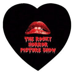 The Rocky Horror Picture Show Poster Jigsaw Puzzle (Heart)
