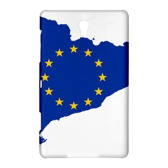 Catalonia European Union Flag Map  Samsung Galaxy Tab S (8.4 ) Hardshell Case