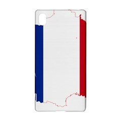 Flag Map Of France Sony Xperia Z3+