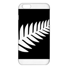 New Zealand Silver Fern Flag iPhone 6 Plus/6S Plus TPU Case