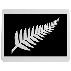 New Zealand Silver Fern Flag Jigsaw Puzzle Photo Stand (Rectangular)