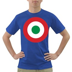 Roundel Of The Italian Air Force, 1911 1946 Dark T-Shirt