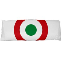 Roundel Of The Italian Air Force, 1911 1946 Body Pillow Case (Dakimakura)