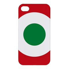 Roundel Of The Italian Air Force, 1911 1946 Apple iPhone 4/4S Premium Hardshell Case