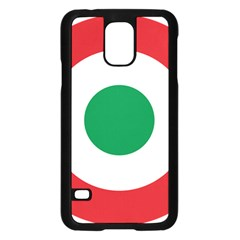 Roundel Of The Italian Air Force, 1911 1946 Samsung Galaxy S5 Case (Black)