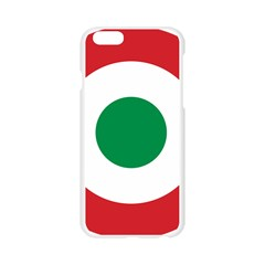 Roundel Of The Italian Air Force, 1911 1946 Apple Seamless iPhone 6/6S Case (Transparent)