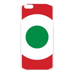 Roundel Of The Italian Air Force, 1911 1946 Apple Seamless iPhone 6 Plus/6S Plus Case (Transparent)