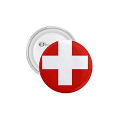 Coat Of Arms Of Switzerland 1.75  Buttons