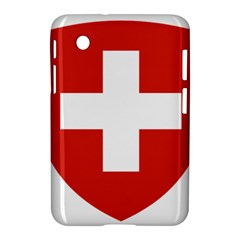 Coat Of Arms Of Switzerland Samsung Galaxy Tab 2 (7 ) P3100 Hardshell Case