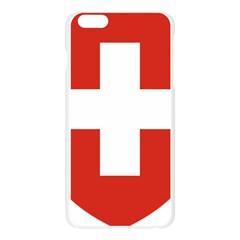 Coat Of Arms Of Switzerland Apple Seamless iPhone 6 Plus/6S Plus Case (Transparent)
