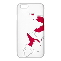 Flag Map Of Okinawa Prefecture iPhone 6/6S TPU Case