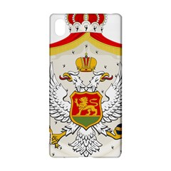 Coat Of Arms Of Kingdom Of Montenegro, 1910 1918 Sony Xperia Z3+