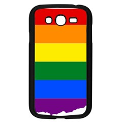 Lgbt Flag Map Of Washington Samsung Galaxy Grand DUOS I9082 Case (Black)