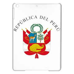 Great Seal Of Peru  iPad Air Hardshell Cases