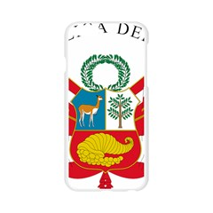 Great Seal Of Peru  Apple Seamless iPhone 6/6S Case (Transparent)