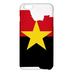 Mpla Flag Map Of Angola  iPhone 6 Plus/6S Plus TPU Case