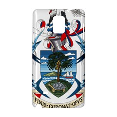 Coat Of Arms Of The Seychelles Samsung Galaxy Note 4 Hardshell Case