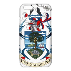 Coat Of Arms Of The Seychelles iPhone 6/6S TPU Case