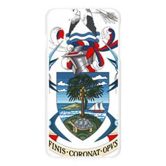 Coat Of Arms Of The Seychelles Apple Seamless iPhone 6 Plus/6S Plus Case (Transparent)