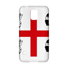 Traditional Flag Of Sardinia  Samsung Galaxy S5 Hardshell Case