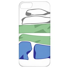 Flag Of Nunatsiavut Apple iPhone 5 Classic Hardshell Case
