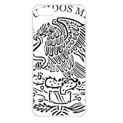 National Seal Of Mexico Apple iPhone 5 Seamless Case (White)