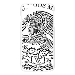 National Seal Of Mexico Apple Seamless iPhone 6 Plus/6S Plus Case (Transparent)
