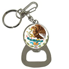 Coat Of Arms Of Mexico  Bottle Opener Key Chains