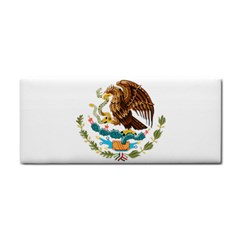 Coat Of Arms Of Mexico  Hand Towel