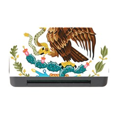 Coat Of Arms Of Mexico  Memory Card Reader with CF