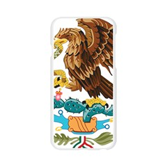 Coat Of Arms Of Mexico  Apple Seamless iPhone 6/6S Case (Transparent)