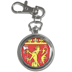 Coat Of Arms Of Norway  Key Chain Watches