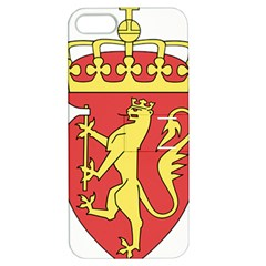 Coat Of Arms Of Norway  Apple iPhone 5 Hardshell Case with Stand