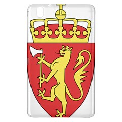 Coat Of Arms Of Norway  Samsung Galaxy Tab Pro 8.4 Hardshell Case