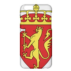 Coat Of Arms Of Norway  Apple iPhone 6 Plus/6S Plus Hardshell Case