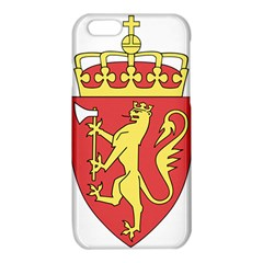 Coat Of Arms Of Norway  iPhone 6/6S TPU Case