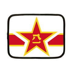 Roundel Of The People s Liberation Army Air Force Netbook Case (Small)