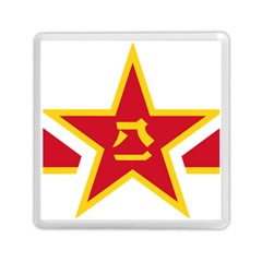 Roundel Of The People s Liberation Army Air Force Memory Card Reader (Square)