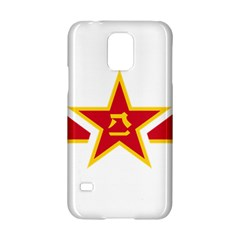Roundel Of The People s Liberation Army Air Force Samsung Galaxy S5 Hardshell Case