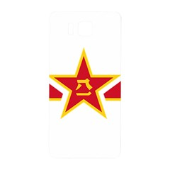Roundel Of The People s Liberation Army Air Force Samsung Galaxy Alpha Hardshell Back Case