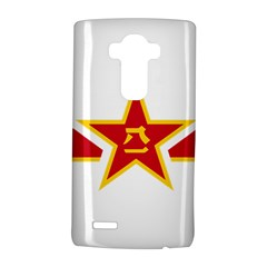 Roundel Of The People s Liberation Army Air Force LG G4 Hardshell Case